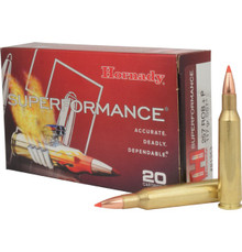 Hornady Superformance 257 Roberts 117gr +P SST Ammo - 20 Rounds