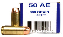 Armscor 50 AE 300gr XTP Ammo - 20 Rounds