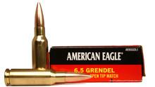 American Eagle 6.5 Grendel 120gr OTM Ammo - 20 Rounds