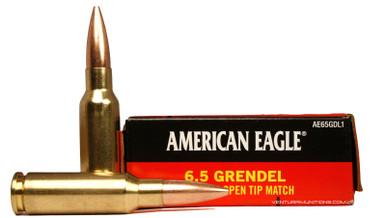 American Eagle 6.5 Grendel 120gr OTM Ammo - 20 Rounds - Ventura ...
