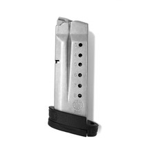 Smith & Wesson M&P Shield 9mm Magazine with Finger Rest - 8 Rounds