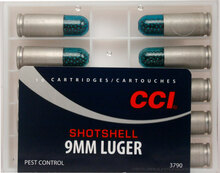 CCI 9mm #12 Shotshell Ammo - 10 Rounds