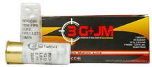 Fiocchi 3-Gun Jerry Miculek Match 12 Gauge 9 Pellet 00 Buck Ammo - 10 Rounds