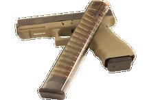 Elite Tactical Systems Glock 9mm Magazine Smoke - 31 Round