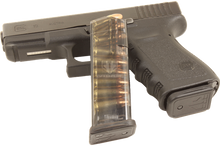 Elite Tactical Systems Glock 9mm Magazine Smoke - 15 Round