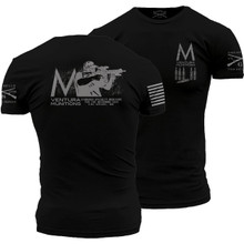 Grunt Style Ventura Munitions Men's T-Shirt - Black