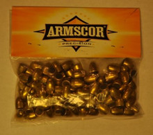 380 ACP 95gr FMJ Bullets- 100 Pieces