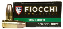 Fiocchi 9mm 100gr Sinterfire Frangible Ammo - 50 Rounds