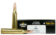 Armscor USA Trophy Class 7mm Rem Mag 160gr Accubond Ammo - 20 Rounds