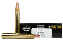 Armscor USA Trophy Class 375 H&H 300gr Accubond Ammo - 20 Rounds