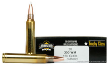 Armscor USA Trophy Class 300 Winchester Mag 165gr Accubond Ammo - 20 Rounds