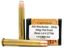 Ventura Heritage 405 Winchester 300gr FP Ammo - 20 Rounds