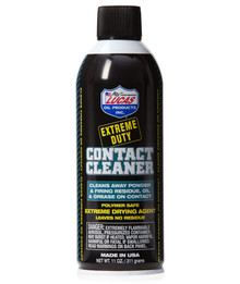 Lucas Oil Extreme Duty Contact Cleaner 11oz Aerosol Can