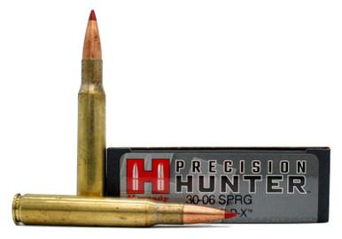 Hornady Precision Hunter 30-06 Springfield 178gr ELD-X Ammo - 20 Rounds