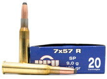Prvi Partizan 7x57R 139gr SP Ammo - 20 Rounds
