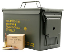 7.62x51mm Bulk Ammo