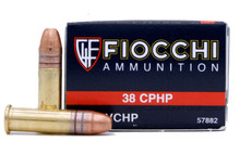 Fiocchi Shooting Dynamics 22lr 40gr HV CPHP Ammo - 50 Rounds