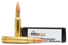 Modern Arms 308 Win 190gr SMK BTHP Ammo - 20 Rounds