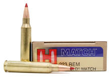 Hornady 223 Rem 73gr ELD Match Ammo