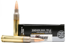 Sig Sauer Elite Performance 300 Win Mag 190gr Match OTM Ammo - 20 Rounds