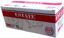 "Estate Cartridge 12GA 2-3/4"" #7.5 Lead 1-1/8 Ounce Ammo - 100 Rounds"