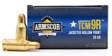 Armscor Precision 22 TMC 9R 39gr JHP Ammo - 50 Rounds
