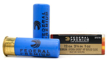 "Federal Premium LE 12ga 2.75"" 1oz Hydra-Shok Slug Ammo - 5 Rounds"