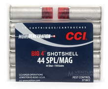 CCI Big 4 44 Special/Mag #4 Shotshell Ammo - 10 Rounds