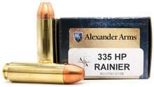 Alexander Arms 50 Beowulf 335gr HP Ammo - 20 Rounds