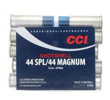 CCI 44 Magnum #9 140gr Shotshell Ammo - 10 Rounds