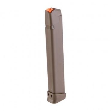 Glock 9mm FDE 33rd High Capacity Magazine