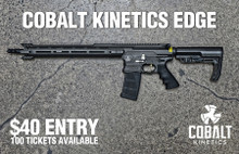 Cobalt Kinetics EDGE w/ CARS System Raffle Entry