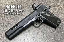 Kimber Super Jagare 10mm Raffle