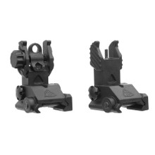 Trinity Force PF-BUS AR15 Back Up Sights Set