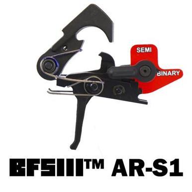 Franklin Armory BFSIII AR-S1 Flat Trigger Binary Trigger System