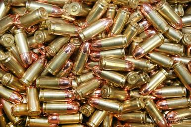 Ventura Tactical 9mm 147gr TMJ FP Ammo - 250 Rounds
