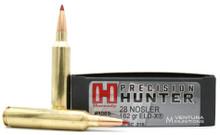 Hornady Precision Hunter 28 Nosler 162gr ELD-X Ammo - 20 Rounds