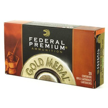 Federal Gold Medal 300 Win Mag 190gr SMK Ammo - 20 Rounds