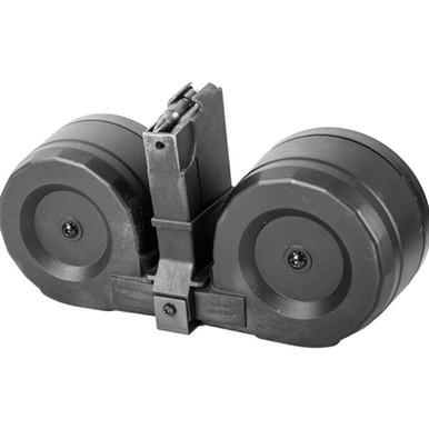 KCI Ruger Mini-14 .223 Rem 100rd Drum Magazine