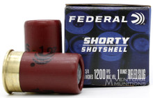 "Federal Shorty 12ga 1.75"" 1oz Slug Ammo - 10 Rounds"