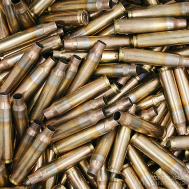 Primed Federal 5.56 NATO Mixed Brass - 500ct