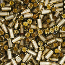 Primed Federal 9mm Brass - 500ct
