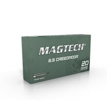 Magtech 6.5 Creedmoor 140gr FMJ Ammo - 20 Rounds