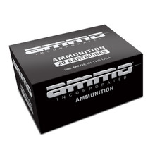 Ammo Inc 9mm 124gr HP Ammo - 20 Rounds