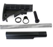 AR15 Mil-Spec Buffer Tube Kit W/ M4 Stock