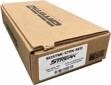 Ammo INC Streak 9mm 115gr TMC Red Tracer Ammo - 200 Rounds