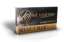 Weatherby Select Plus 300 Weatherby Mag 180gr Accubond Ammo - 20 Rounds
