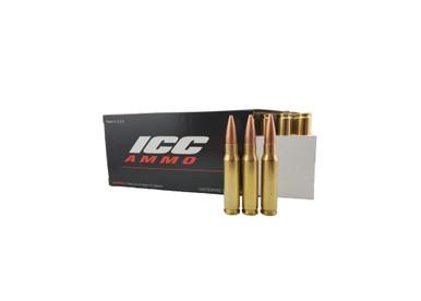 International Cartridge 308 Winchester 175gr OTM Ammo - 20 Rounds
