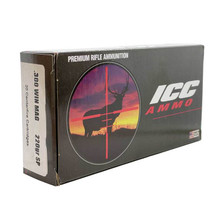 International Cartridge 300 Win Mag 220gr SP Ammo - 20 Rounds