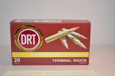 DRT 270 Win 152gr Terminal Shock Blemished Ammo - 20 Rounds